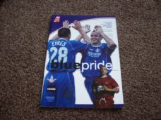 Oldham Athletic v Bristol City, 2004/05